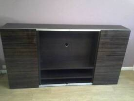 Ikea television unit with storage