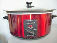 Morphy Richards 48702 Sear and Stew Slow Cooker