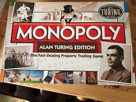 Monopoly Alan Turing Edition