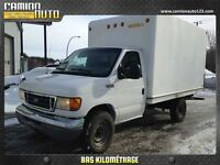 2003 Ford E-350 CUBE 12 PIEDS