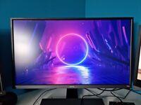 BenQ 32 inch 4K HDR Gaming/PC monitor