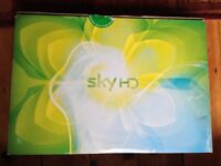 [SOLD] Sky+ HD Box with two remotes - Excellent Condition