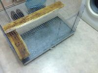 Large rodent cage for sale
