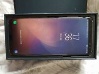 Samsung Galaxy S8 Plus Silver 64GB EE