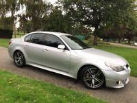 BMW 5 Series 4.8 550i M Sport