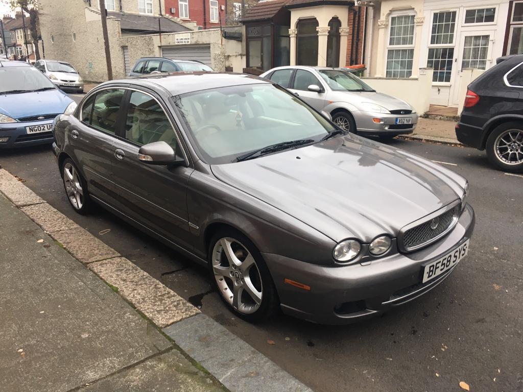 2008 Jaguar x type sport | in Ilford, London | Gumtree