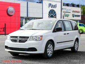 2017 Dodge Grand Caravan Brand New, 7 Pass, CVP Only $20,345