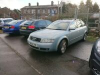 Audi a4 quattro 2.5 v6 tdi sell or swap must go