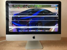 iMac 21.5 late 2009 3,6 GHz Intel Core 2 Duo 500 GB @@@ quick sale @@@