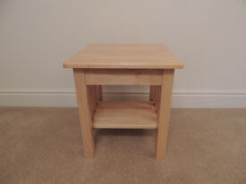 Beautiful Indian Rubberwood Occasional Tables