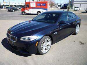 2012 BMW 535i xDrive M SPORT/NAVI/LEATHER/ALLOYS