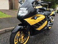 Bmv-k1200s yellow M-power 2005