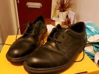 Steel toe safety shoes Size 10