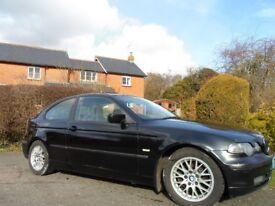 BMW 320TD SE Compact
