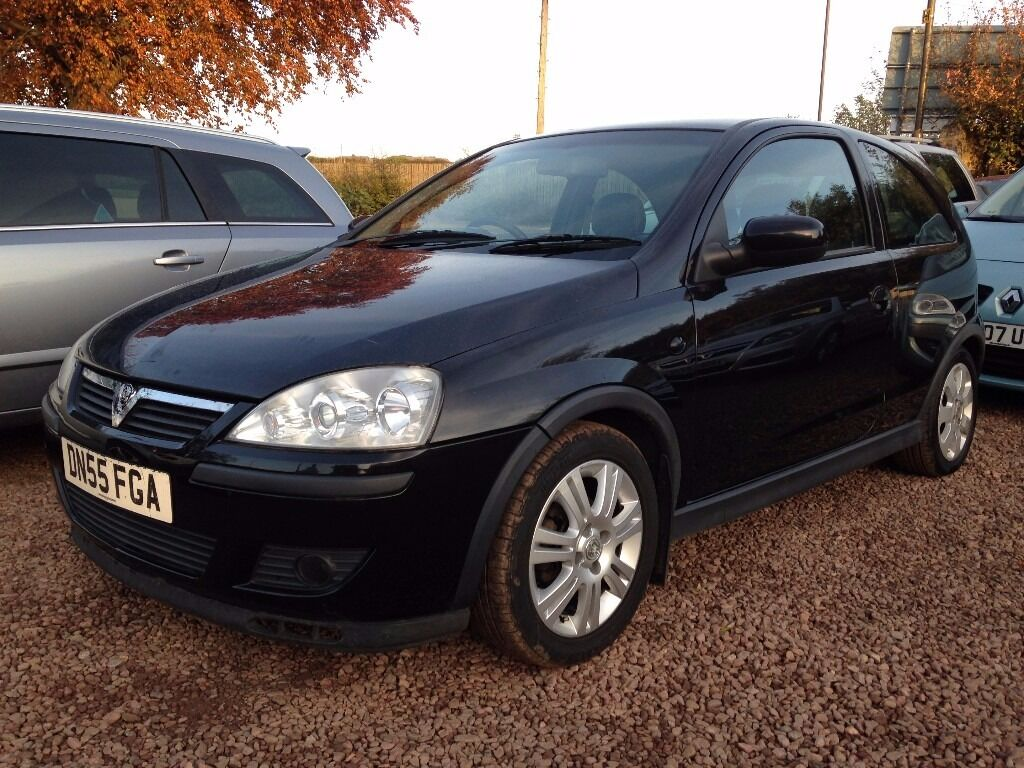 2006 Vauxhall Corsa SXI+ 1.2 1 Year MOT Only 78,000 Miles! £995!
