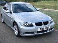 BMW 3 Series 2.0 318i SE Edition 4dr 3 M Warranty, S H, Year MOT