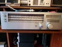Vintage sony tuner