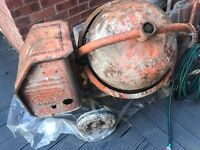 Cement Mixer spares or repairs