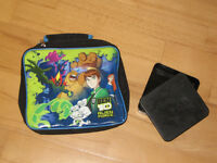 Ben 10 Alien Force Lunch bag & Sandwich Box