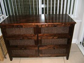 Sideboard piece of furniture