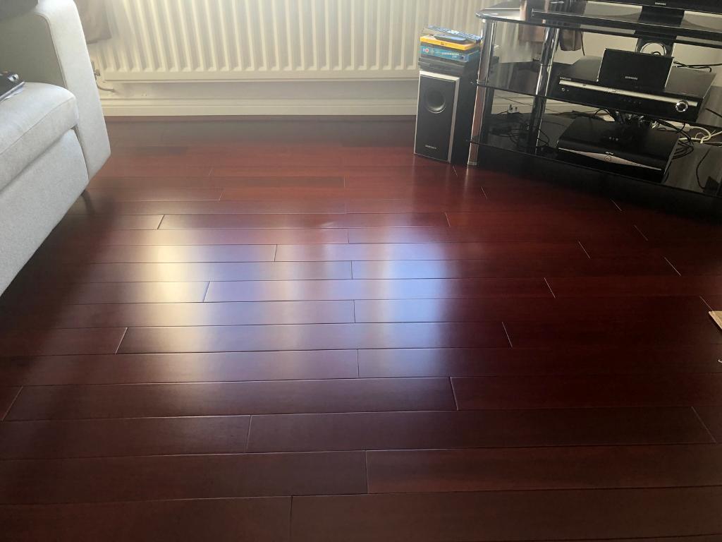 Solid Oak Hard Wood Flooring