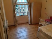 Double room minutes away from Archway Underground Station(Northern Line).