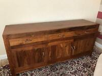 Sideboard and Coffee Table For Sale