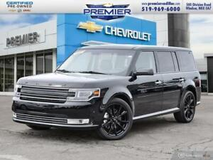 2018 Ford Flex Black Pack, Navigation, Ecoboost !!