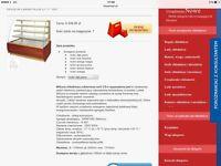 Witryna Cukiernicza - C17GN Display fridge