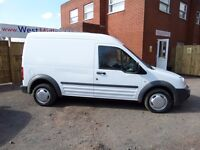 10 PLATE FORD TRANSIT CONNECT LWB HIGH ROOF 1.8 DIESEL