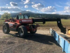 Manitou MT1235 2006 10400 hours