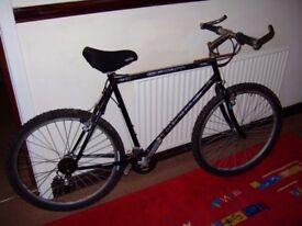 claud butler spirit retro vintage mountain bike mtb altus shimano campagnolo