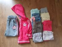Bundle of Girl's Clothes (30 items) – 3-4 years