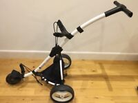 Motocaddy S1 lite trolley and Titleist Cart bag