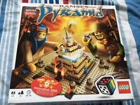 LEGO Game 3843: Ramses Pyramid