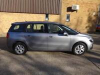 Citroen C4 Picasso Grand Bluehdi Touch Edition Ss Eat6 (grey) 2017