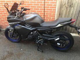 *Price reduced* Yamaha XJ6 Diversion F, 2013, Fresh MOT