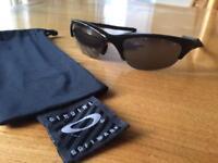 Oakley Half Jacket with Spare Fire Iridium lens kit