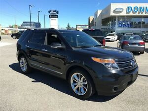 2015 Ford Explorer Limited, 1 OWNER |LEATHER|NAVI|SUNROOF!!