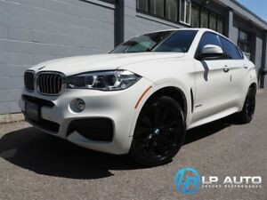 2015 BMW X6 xDrive50i! Loaded! Easy Approvals!
