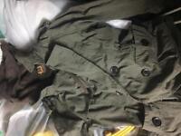Dollhouse. Hooded jacket
