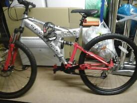 Scorpion Moutain Bike