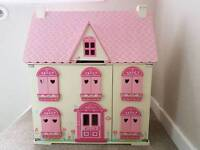 ELC Rosebud Cottage incl. People and Furniture VGC