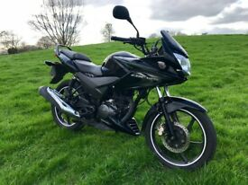 Stunning Black Honda CBF 125 CBF125 125cc. CBT Learner legal. Superb Condition. New MOT. Delivery.