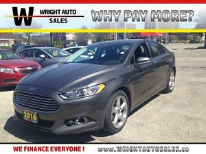 2016 Ford Fusion SE|HEATED SEATS| BACKUP CAM| 50,773 KMS|