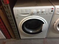 HOTPOINT 8/6 KG WHITE A CLASS WASHER DRYER