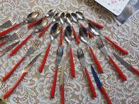 24 pc Amefa Eclat Cutlery Set