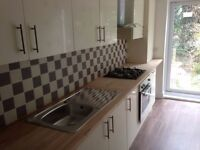 Stunning newly refurbished 2 double bedroom flat with large private garden at Wanstead