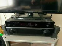 Yamaha rx-v1067 network 7.2 8 hdmi usb stereo home cinema amplifier sat tuner