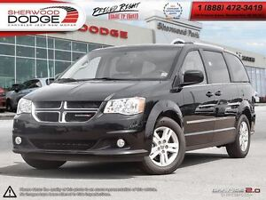 2016 Dodge Grand Caravan CREW | BLUETOOTH | POWER SEAT | STOW &